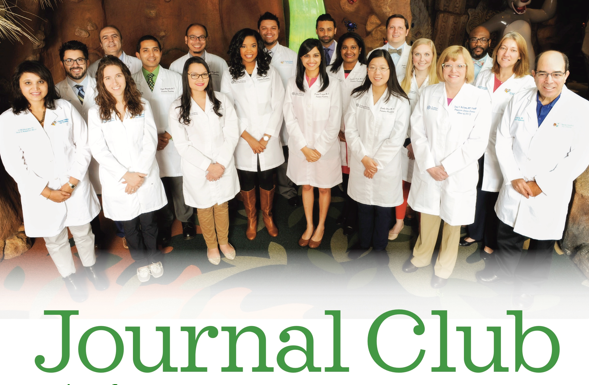Pediatrics Journal Club (Occurs Every 2 Months, 3rd Wednesday) Banner