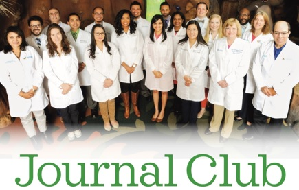 2018 Pediatrics Journal Club Banner